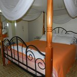  Hibiscus Guest House, Master Bed