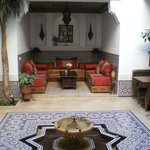  Riad Viva Innenhof
