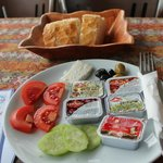 My Turkish Traditional Breakfast