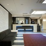 Reception - Hampshire Hotel - Rembrandt Square Amsterdam