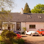 Kennels Cottage and Caledonian Classic Car Hire