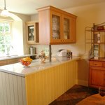  Our modern kitchen-diners help to make your self catering experience easy and enjoyable