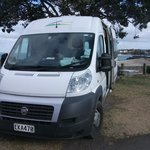 Foto di Takapuna Beach Holiday Park