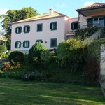  view of Quinta from garden
