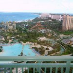  Cove Atlantis - View from 18th Floor