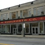  Original Woolworth location, part of museum