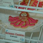 Adorable octopus cookies