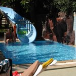  Water Slide