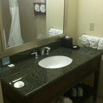Hampton Inn Gateway Bathroom