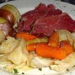  Corned Beef, Cabbage, Potato