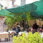  il ristorante all&#39;esterno