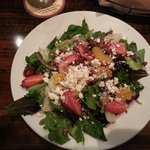 Strawberry & Pecan Salad