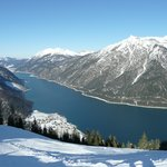 Achensee from top