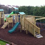lots of new things this year! here's the play park