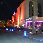 Novotel Constantine by night