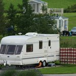 Touring Caravan at Ballyness