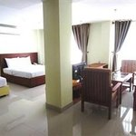  40sqm suite room