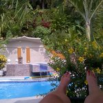 Foto van Coyaba Tropical Bed and Breakfast