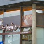 The street front of Andino Gourmet