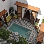  riad du haut de la terrasse