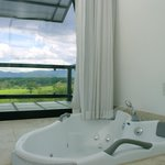  Master suite jacuzzi con vista a la ciudad y montaas
