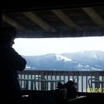  Lodge view at Top of Cranmore Ski area