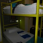 10 person women's dorm -