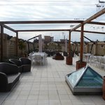  Rooftop terrace