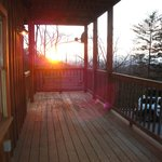 One of the porches.