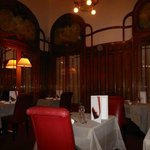 The restaurant Belles Saisons