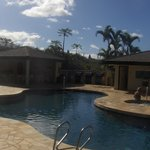  1 of 2 outdoor pools