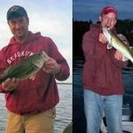 Great Fishing on Lake Minnewaska