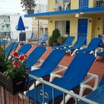  Nantucket Inn &amp; Suites in Wildwood  Deck