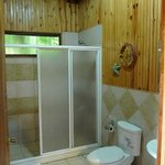  Bathroom in cabin 7