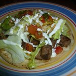  Steak taco (yummy)