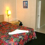Single Room (1 bed, refrigerator, Flat TV, Wi-fi, Bathroom, A/C)