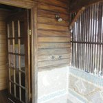  Outdoor shower in Master Suite