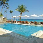 Royal Bali Beach Club Candidasa Pool View