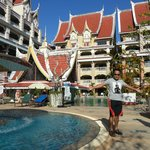 Huge hotel in Krabi