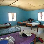  7 beds dorm