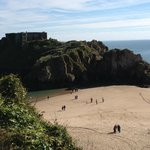 Tenby - Castle Beach, just 3 miles away