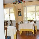  Sala colazione e ristorante