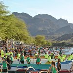 Outrigger Races - River View 2013