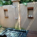 Outdoor Bathroom facility