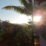 Morning on the KOA suite lanai