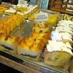  Delicious pastries! I had the coconut with a thin layer of chocolate.