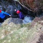  Ghyll scrambling