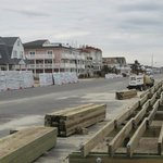 Less than 60 yards from Belmar Inn, The Boardwalk
