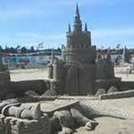  Sandcastles competition