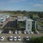  Mantra Tullamarine, View from Room 530 - 9th March 2013.
